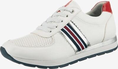 JANE KLAIN Sneaker in navy / rot / weiß, Produktansicht