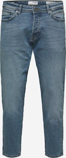 SELECTED HOMME 27303– Komfortstretch Hellblau Cropped Jeans in hellblau, Produktansicht