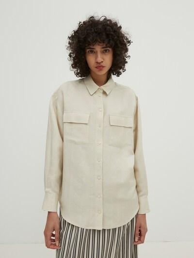 Camicia da donna 'Savanna' EDITED di colore beige, Visualizzazione modelli
