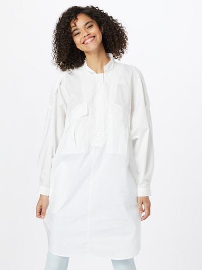 KAREN BY SIMONSEN Tunika 'Iben' in weiß, Modelansicht