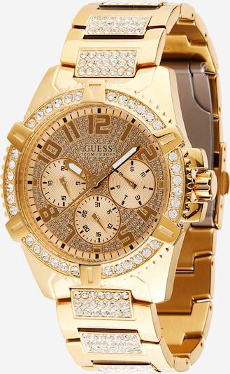GUESS Analogové hodinky 'Frontier' - zlatá, Produkt