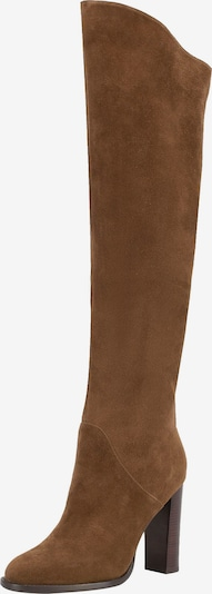 Ekonika Over the Knee Boots in Brown, Item view