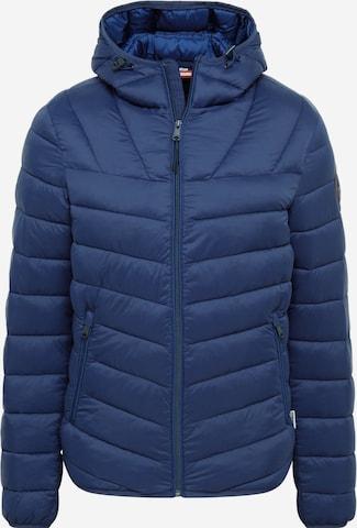NAPAPIJRI Winter Jacket 'Aerons' in Blue
