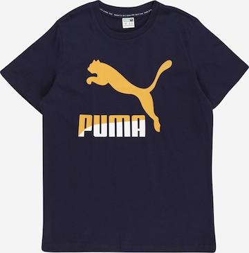 PUMA T-shirt i blå