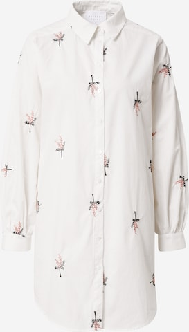 SISTERS POINT Blouse 'ELA' in White