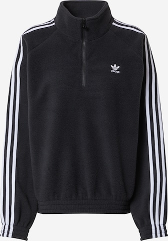 ADIDAS ORIGINALS Sweatshirt i svart