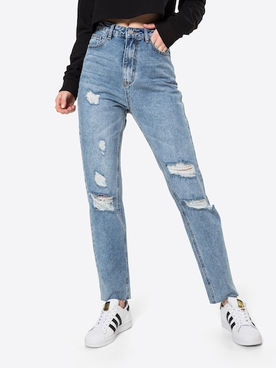 Missguided Jeans in blau, Modelansicht