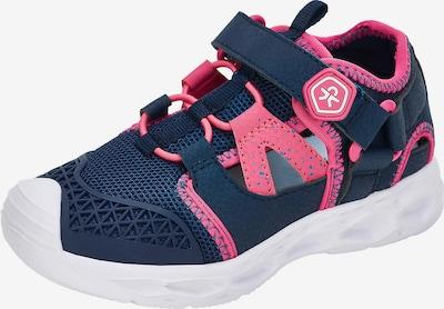 COLOR KIDS Sandale in navy / pink, Produktansicht