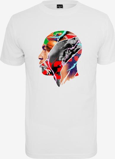 Mister Tee Tričko 'Legend Head' - modrá / antracitová / zelená / červená / biela, Produkt