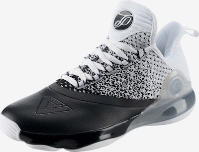 PEAK Basketballschuh 'Tony Parker TP VI' in schwarz / weiß, Produktansicht