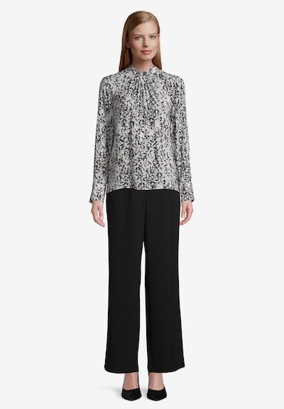 Betty & Co Bluse in schwarz / weiß, Modelansicht