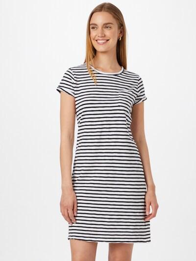GAP Kleid in schwarz / weiß, Modelansicht