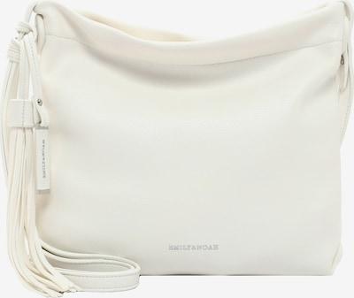 Emily & Noah Umhängetasche 'Eliana' in weiß, Produktansicht