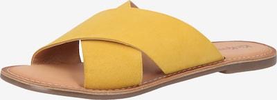KICKERS Pantolette in gelb, Produktansicht