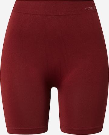 Swedish Stockings Korrigeerivad püksid 'Jill', värv punane