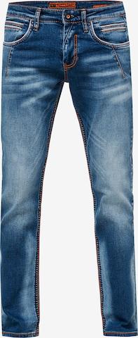 Rusty Neal Jeans 'NEW YORK 51' in Blau