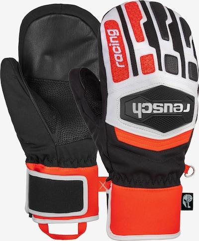 REUSCH Athletic Gloves 'Worldcup Warrior R-TEX® XT Mitten' in Red / Black / White, Item view