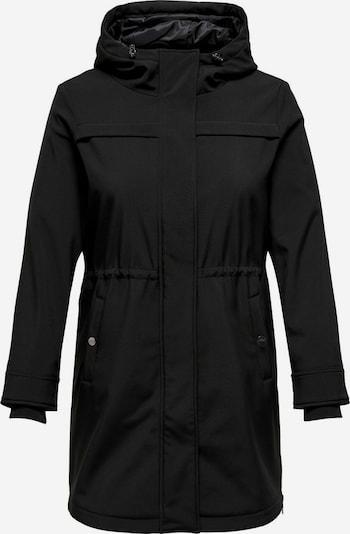 ONLY Carmakoma Curvy Jacke in schwarz, Produktansicht