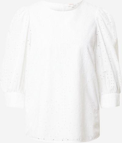s.Oliver Chemisier en blanc, Vue avec produit