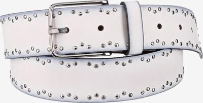 VANZETTI Gürtel 35mm in weiß, Produktansicht