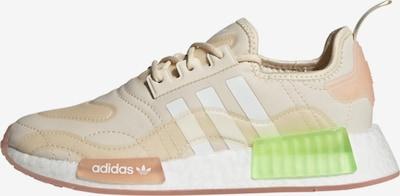 ADIDAS ORIGINALS Sneaker in beige / grün / orange, Produktansicht
