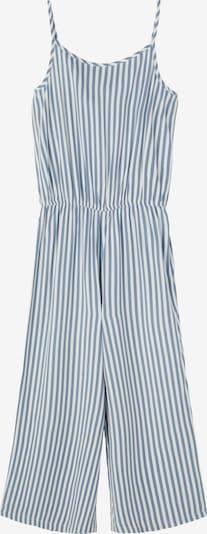 LMTD Jumpsuit 'Jalone' in rauchblau / weiß, Produktansicht