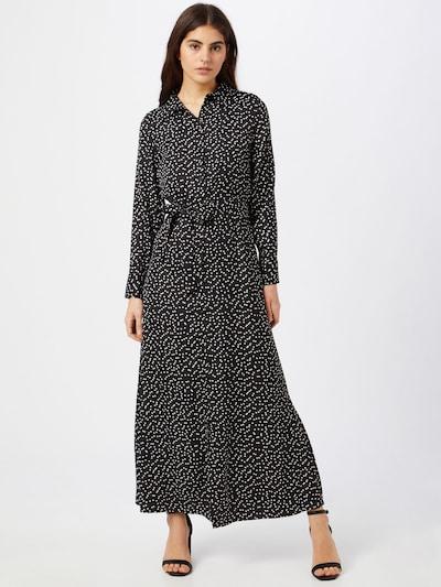 Banana Republic Košilové šaty - černá / bílá, Model/ka