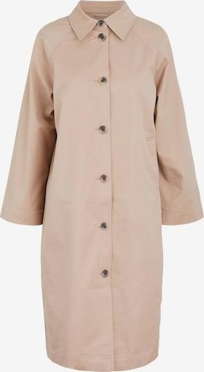 PIECES Overgangsfrakke 'Gretchen' i lysebrun, Produktvisning