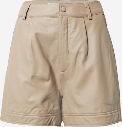 Gestuz Plisované nohavice 'Nioa' - béžová, Produkt