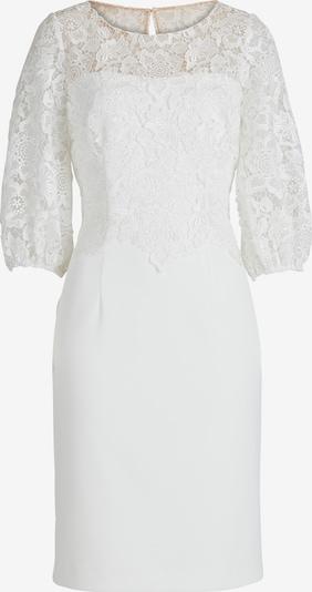 Vera Mont Robe en blanc, Vue avec produit