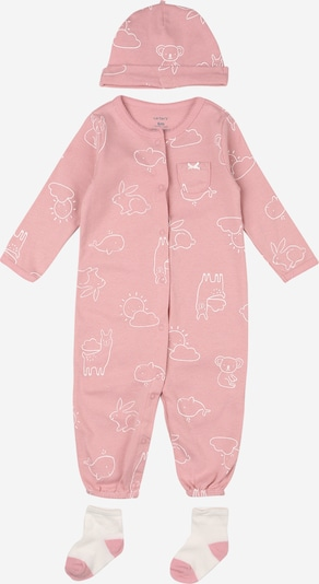 Carter's Set in pink / weiß, Produktansicht