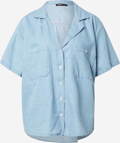 DeFacto Chemisier en bleu clair, Vue avec produit