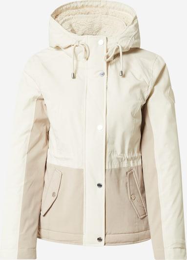 HOLLISTER Jacke in creme / taupe, Produktansicht