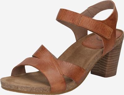Ca Shott Páskové sandály - hnědá, Produkt