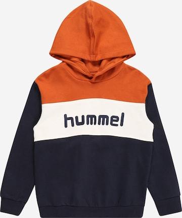 Hummel Sport sweatshirt i blå
