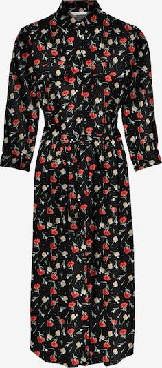 ONLY Košulja haljina 'NOVA LIFE' u žuta / zelena / crvena / crna, Pregled proizvoda