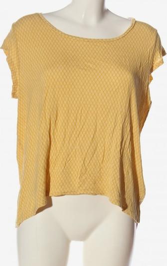re.draft Strickshirt in L in pastellgelb, Produktansicht