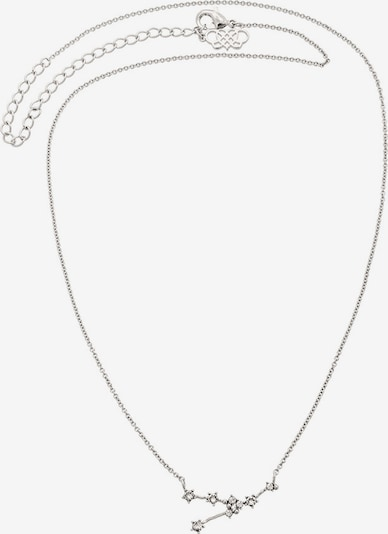 LILY AND ROSE Kette 'Taurus' in silber, Produktansicht