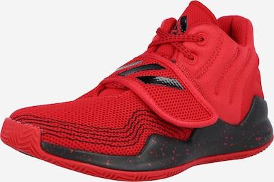 Scarpa sportiva 'Deep Threat' ADIDAS PERFORMANCE di colore rosso / nero, Visualizzazione prodotti