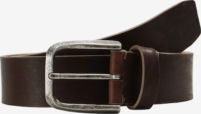 Lloyd Men's Belts Ledergürtel Vintage in dunkelbraun, Produktansicht