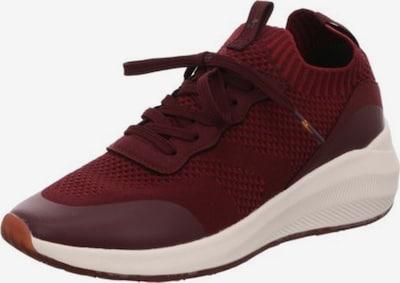 TAMARIS Sneaker in bordeaux, Produktansicht