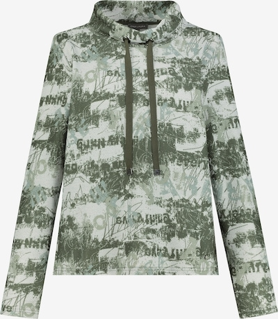 Gina Laura Gina Laura Damen Sweatshirt in khaki, Produktansicht