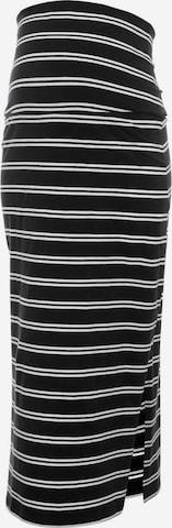 MAMALICIOUS Skirt 'Sia' in Black