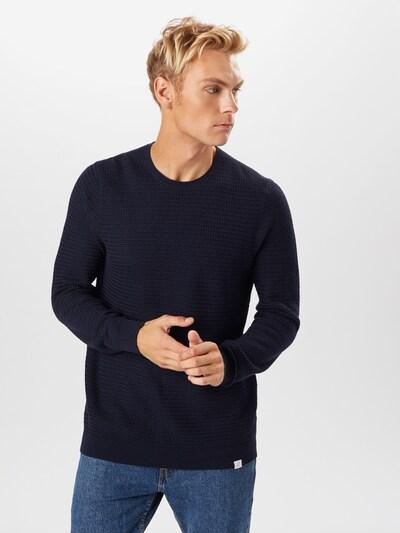 NOWADAYS Pullover in dunkelblau: Frontalansicht