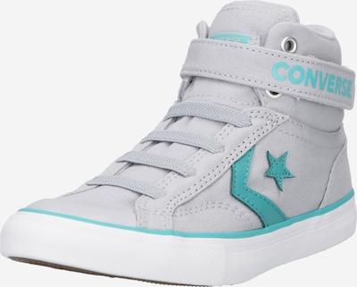 Sneaker CONVERSE pe turcoaz / gri, Vizualizare produs