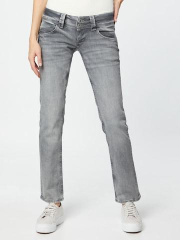 Pepe Jeans Jeans 'Venus' in Grey
