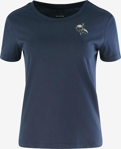 mazine T-Shirt ' Camilla ' in navy, Produktansicht