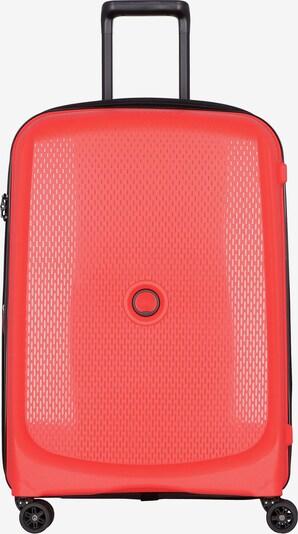 DELSEY Koffer in orange, Produktansicht