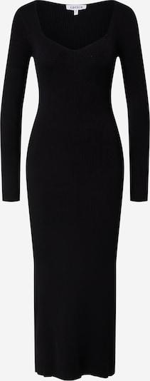 Abito in maglia 'Catherine' EDITED di colore nero, Visualizzazione prodotti