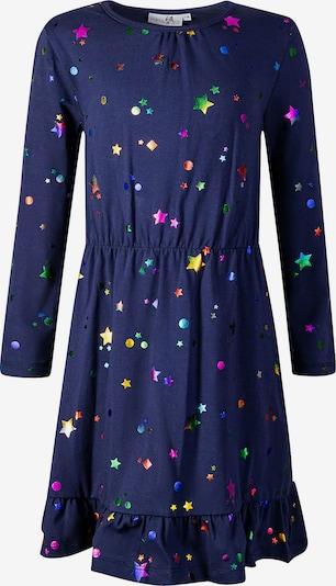 happy girls Kleid in dunkelblau / mischfarben, Produktansicht